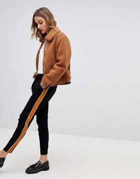 Vero Moda Striped Trousers