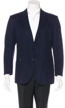 Calvin Klein Collection Wool Blazer Jacket