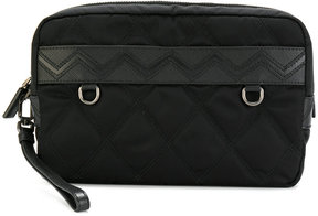 Prada quilted wash bag