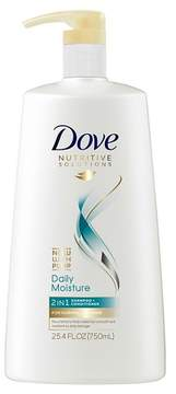 Dove Nutritive Solutions 2in1 Daily Moisture - 25.4oz