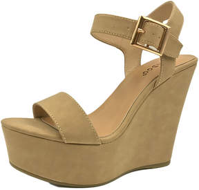 Bamboo Natural Choice Wedge Sandal - Women