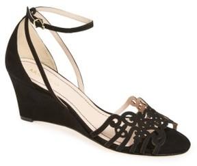 Klub Nico Women's 'Kingston' Ankle Strap Wedge Sandal