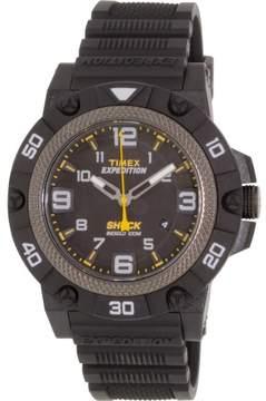Timex Expedition Field Shock TW4B01000 Black Analog Quartz Men's Watch