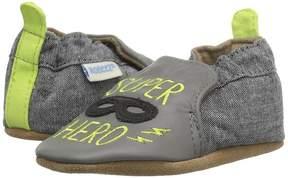 Robeez Super Hero Soft Sole Boy's Shoes
