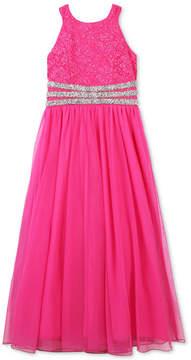 Speechless Embellished Maxi Dress, Big Girls
