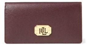 Lauren Ralph Lauren Slim Leather Wallet
