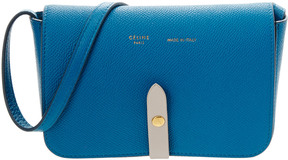 Celine Leather Strap Clutch
