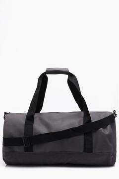 boohoo Grey Classic Duffel Bag