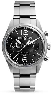 Bell & Ross BR 126 Original Black Chronograph, 41mm