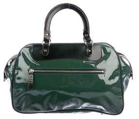 Marni Patent Leather Satchel