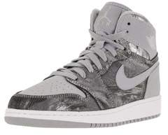 Jordan Nike Kids Air 1 Retro Hi Prem Gg Basketball Shoe.