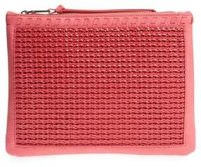 Sole Society Market Wristlet Clutch