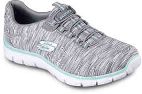 Skechers Women's Relaxed Fit Empire Game On Slip-On Sneaker