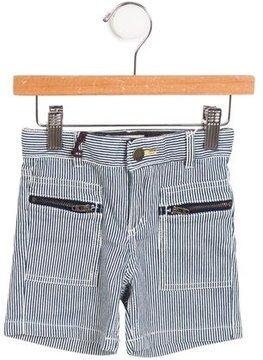 Stella McCartney Boys' Taz Sailor Striped Shorts w/ Tags