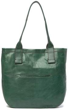 Hobo Salinger Leather Tote Bag