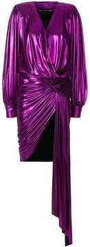 Alexandre Vauthier sash detail dress