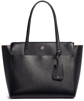 Tory Burch 'Parker' leather tote - ONE COLOR - STYLE