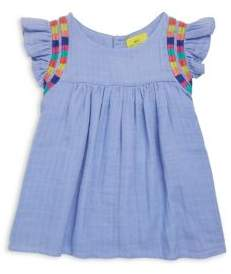 Roberta Roller Rabbit Toddler's, Little Girl's and Girl's Dela Cotton Top
