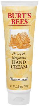 Honey Grapeseed Hand Cream by Burt's Bees (2.6oz Cream)