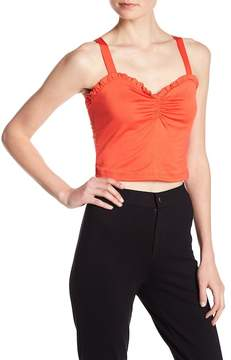 Lush Knit Cropped Cami
