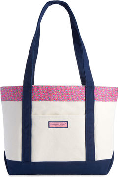 Vineyard Vines Palm Whale Classic Tote