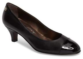 AGL Women's Cap Toe Pump