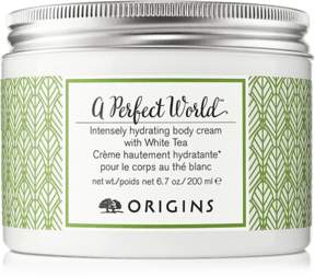 A Perfect World Intensely Hydrating Body Cream with White Tea