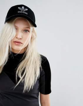 Adidas Originals Velvet Vibes Trefoil Cap