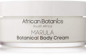 African Botanics - Marula Botanical Body Cream, 200ml - Colorless
