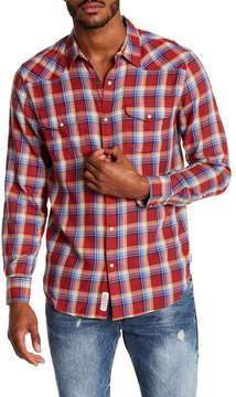 Lucky Brand Santa Fe Western Classic Fit Shirt