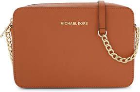MICHAEL Michael Kors Jet Set Travel leather cross-body bag - ADMIRAL - STYLE