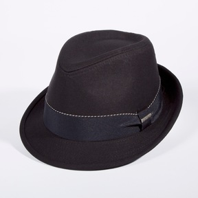 Stetson Wool Surge Fedora - Men