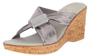 Onex Womens Starr Open Toe Casual Platform Sandals.