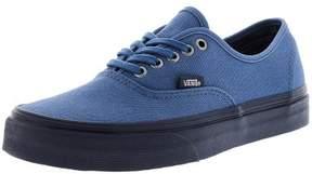 Vans Unisex Authentic (C&D) Blue Ashes/Parisian Skate Shoe 6.5 Men US / 8 Women US