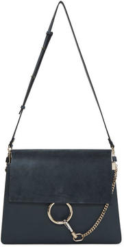 Chloé Blue Medium Faye Bag