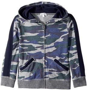 Splendid Littles Camo Hoodie Boy's Clothing