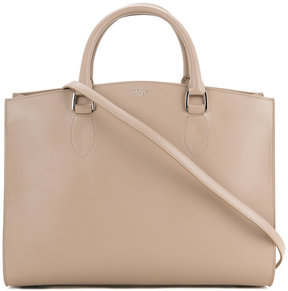 Rochas top handle tote