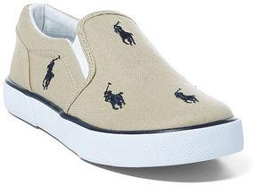 Ralph Lauren Little Kid Bal Harbour Slip-On Sneaker