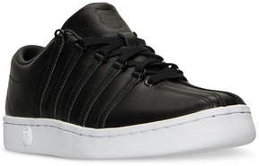 K-Swiss Men's The Classic 88 P Casual Sneakers from Finish Line