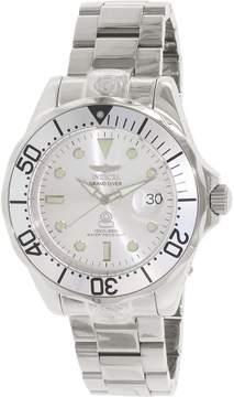 Invicta Men's Pro Diver 13937 Silver Stainless-Steel Automatic Diving Watch