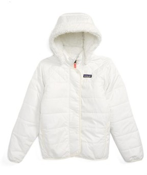 Patagonia Girl's Dream Song Water Repellent Reversible Jacket