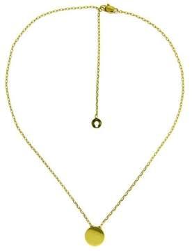 Damiani 18K Yellow Gold Diamond Necklace