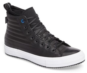 Converse Men's Chuck Taylor All Star Waterproof Quilted Sneaker