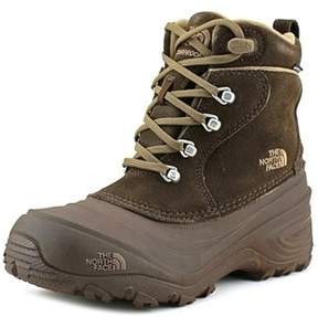 The North Face Chilkat Lace Ii Round Toe Suede Snow Boot.