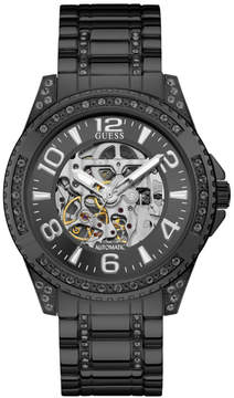 GUESS Black Automatic Watch