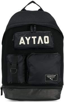 Puma perforated backpack