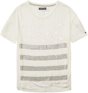 Tommy Hilfiger TH Kids Sparkle Tee