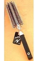 6601 Round/Plastic Pins Hairbrush by Ambassador