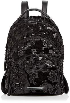 KENDALL + KYLIE Sloane Sequin Mini Backpack