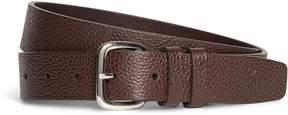 Brooks Brothers Harrys Of London Scotch Grain Leather Belt